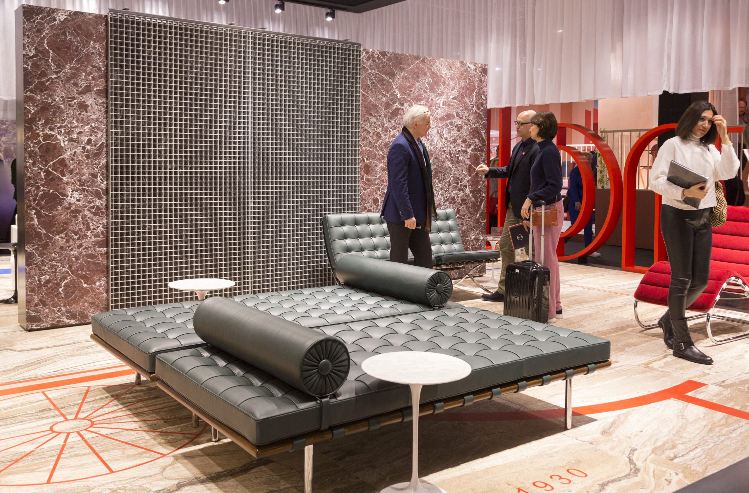 Knoll @ Imm Cologne 2020