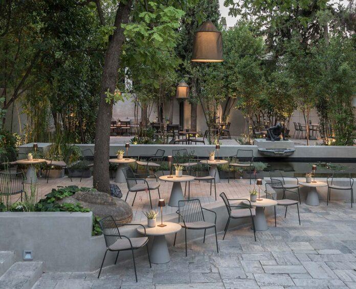 Natu Restaurant, Goulandris Museum of Natural History, Athens - Photo © George Sfakianakis
