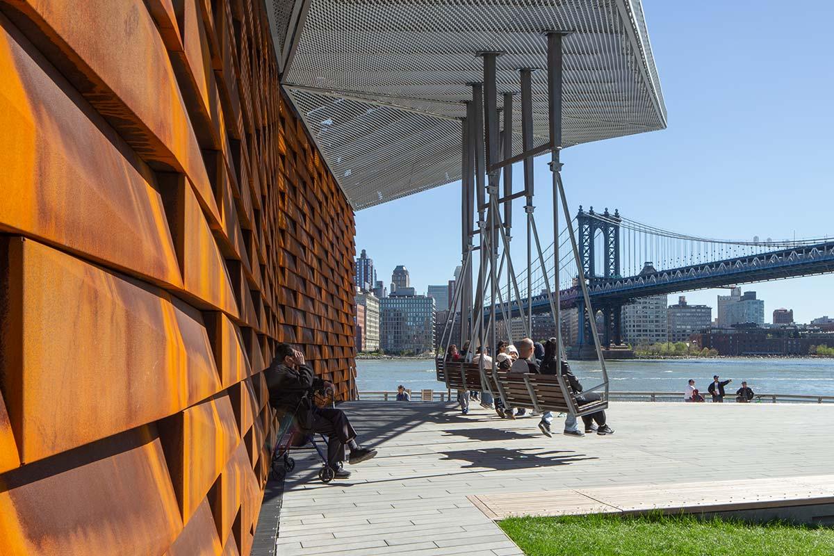 Pier 35, New York