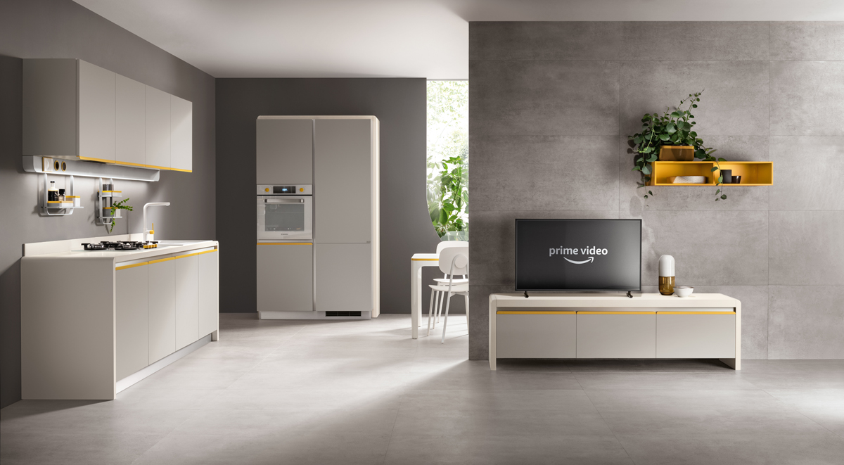 Scavolini, Dandy Plus