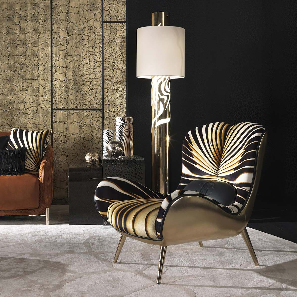 Tifnit by Roberto Cavalli Home Interiors