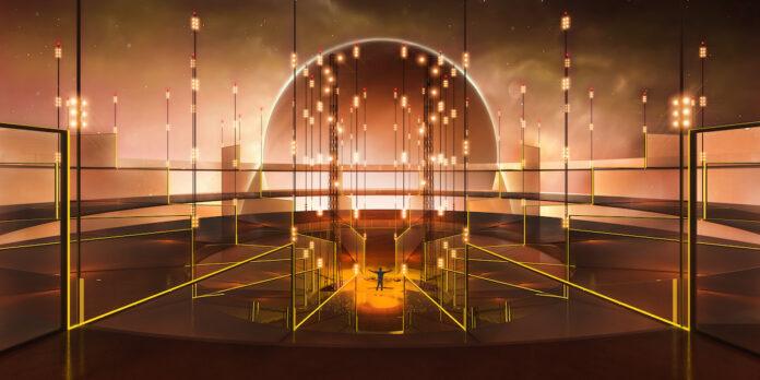 Evolve, il nightclub del futuro di Rabih Geha architects