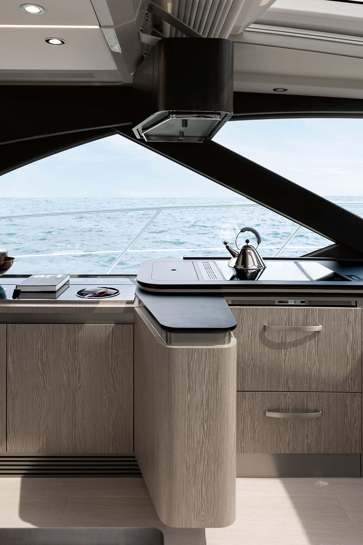 Kitchen top by Lapitec - Azimut S6