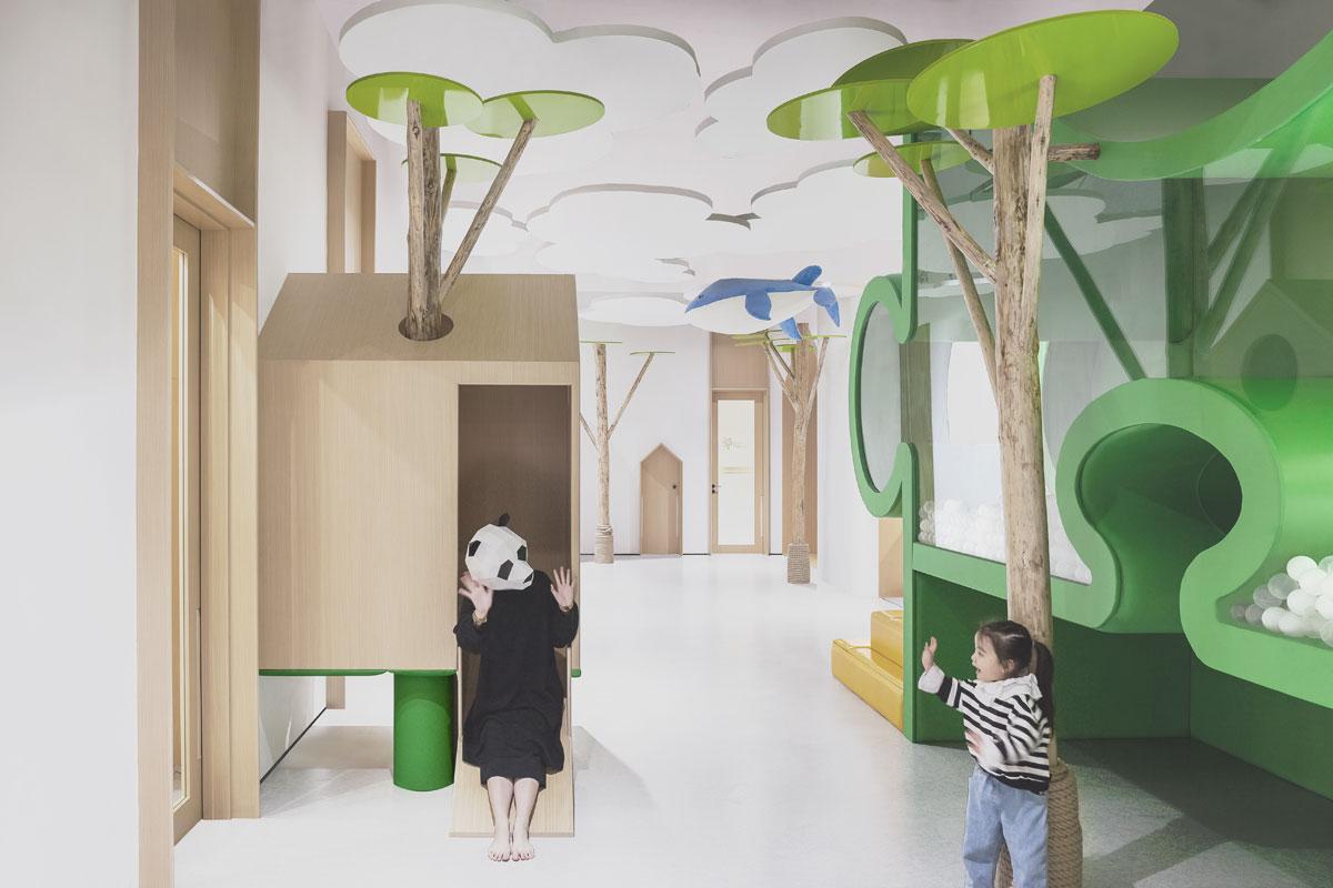 POAN Educational Institution, Fujian, by Cun Panda Design 6