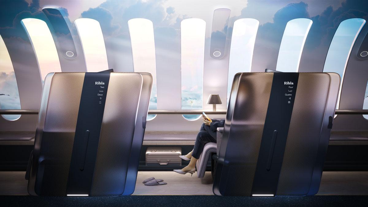 RIHLA, Travel to Tomorrow by JPA Design, UAE