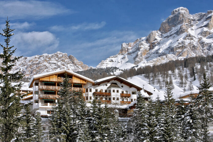 L'hotel Rosa Alpina