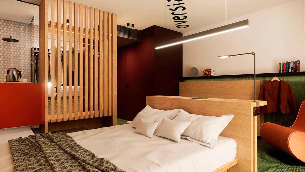Smart Room by giovannimontessorostudio dA for R|o|o|m