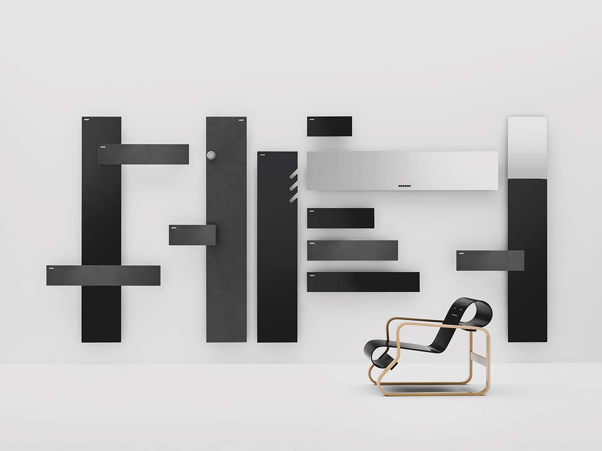 Tavola & Tavoletta by Antrax IT - Design Andrea Crosetta