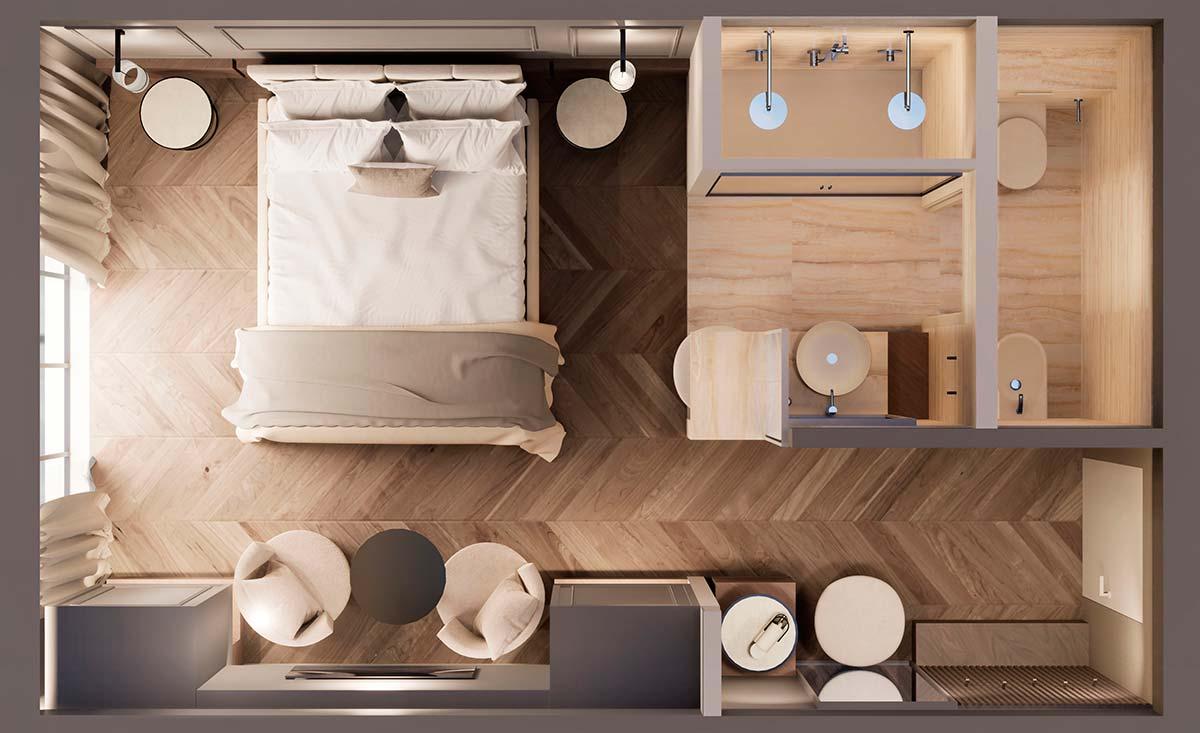 Wellness Room by Randomdesign for R|o|o|m