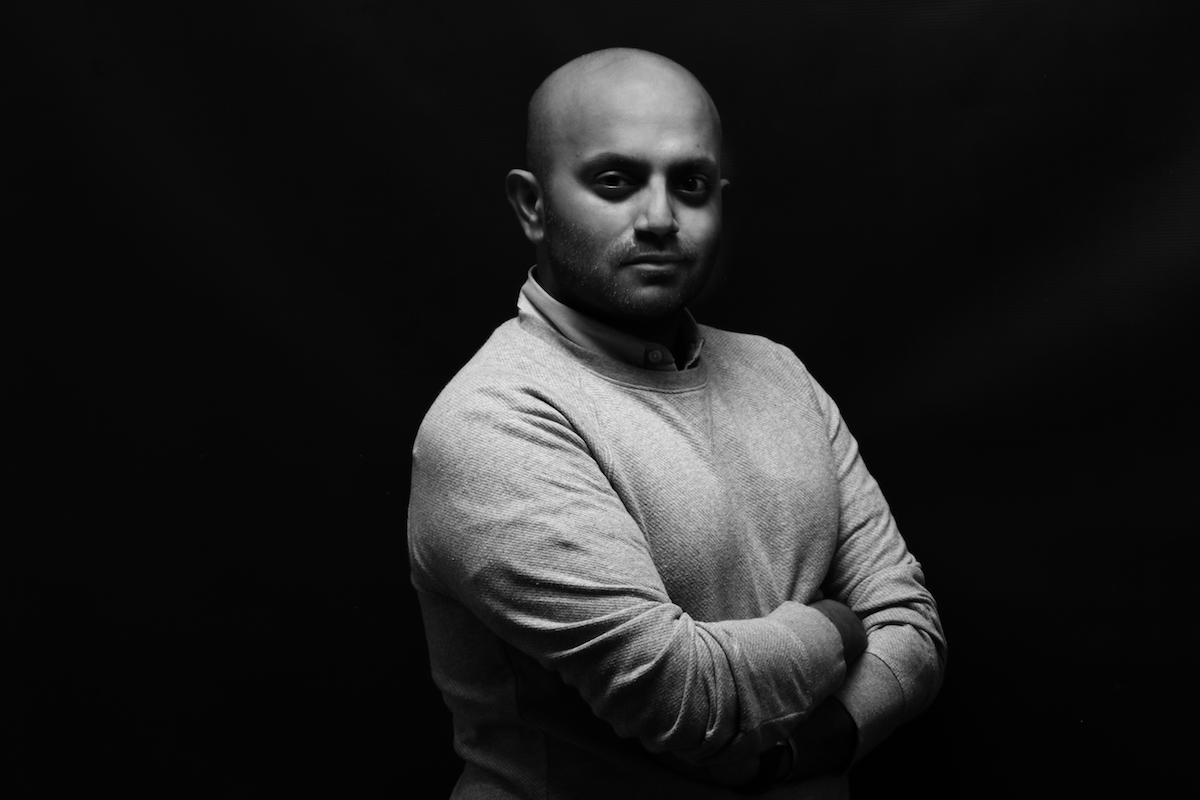 Pratyush Sarup, head of programming at Downtown Design
