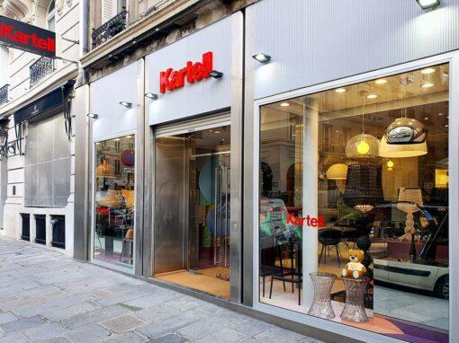 Kartell Boutique, Paris