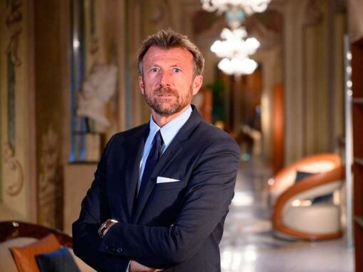 Andrea Gentilini, CEO Luxury Living Group