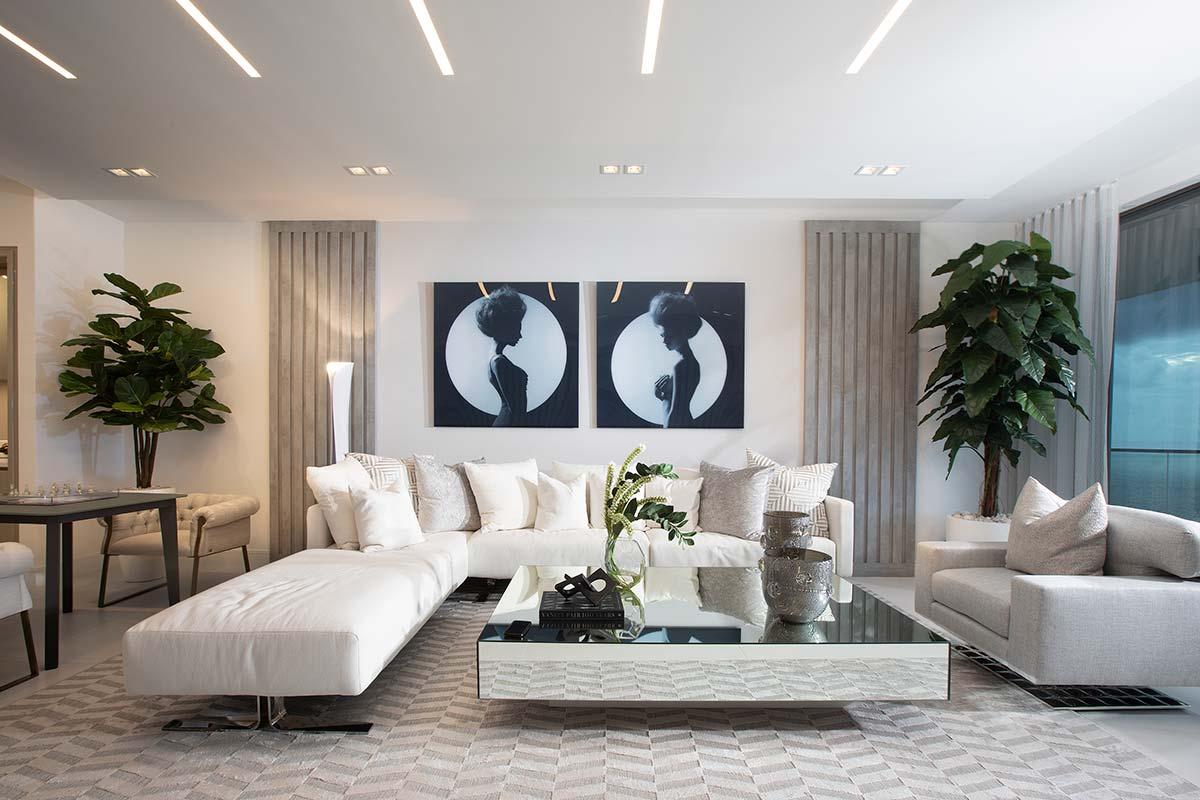 The Residences by Armani/Casa, Sunny Isles Beach, Miami