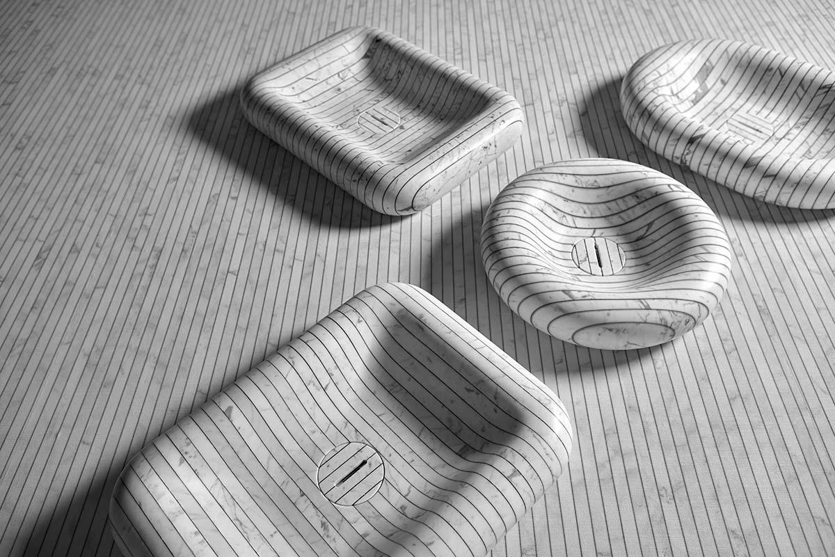 Gessati by antoniolupi - Design Gumdesign