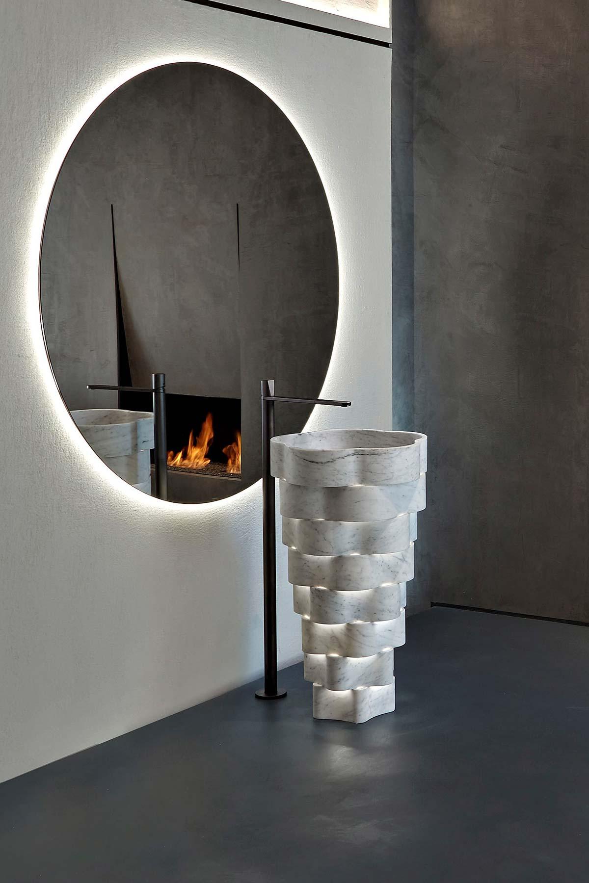 Intreccio by antoniolupi - Design Paolo Ulian