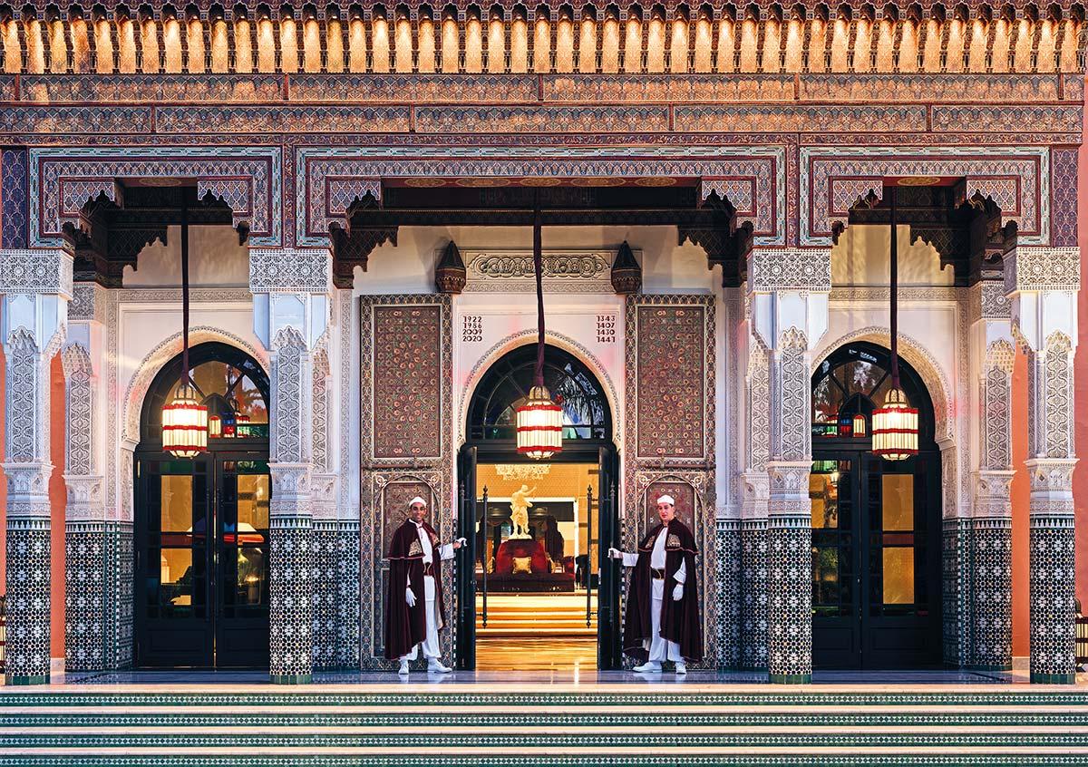 La Mamounia, Marrakech - Photo © Alan Keohane