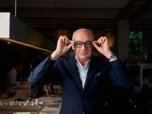 Piero Lissoni. Photo © Veronica Gaido