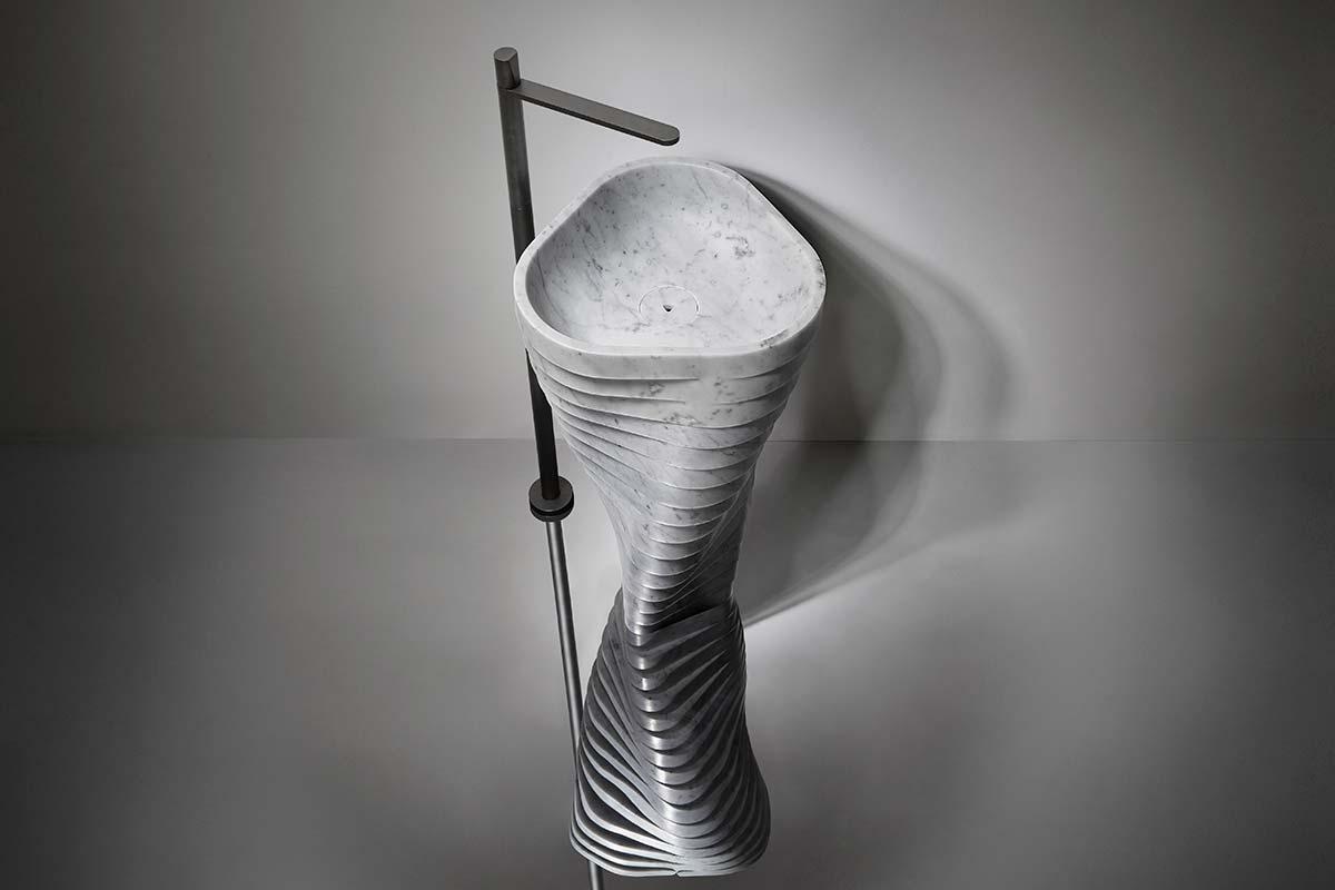Vortice by antoniolupi - Design Paolo Ulian