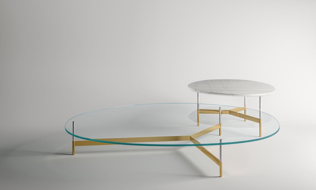 I tavoli After9 di Massimo Castagna per Tonellidesign