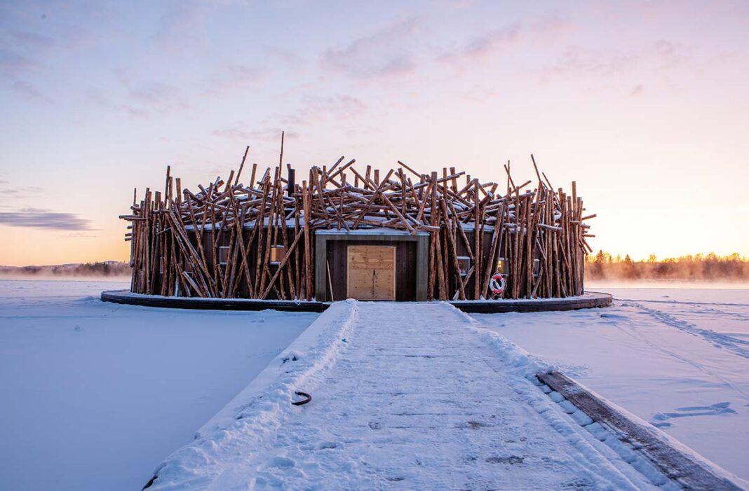 Arctic Bath, Harads, Sweden