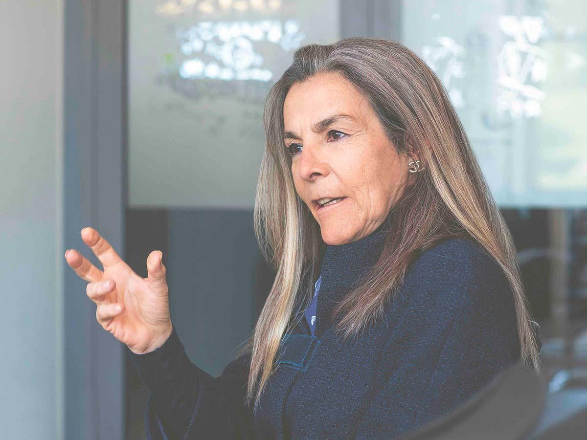 Barbara Borra, Ceo Franke Home Solutions