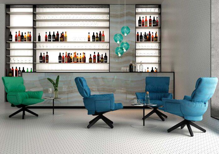 Cappellini, Lud'o Lounge