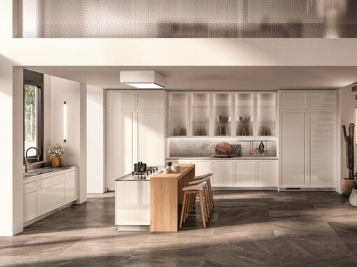 Scavolini, Carattere Restyling