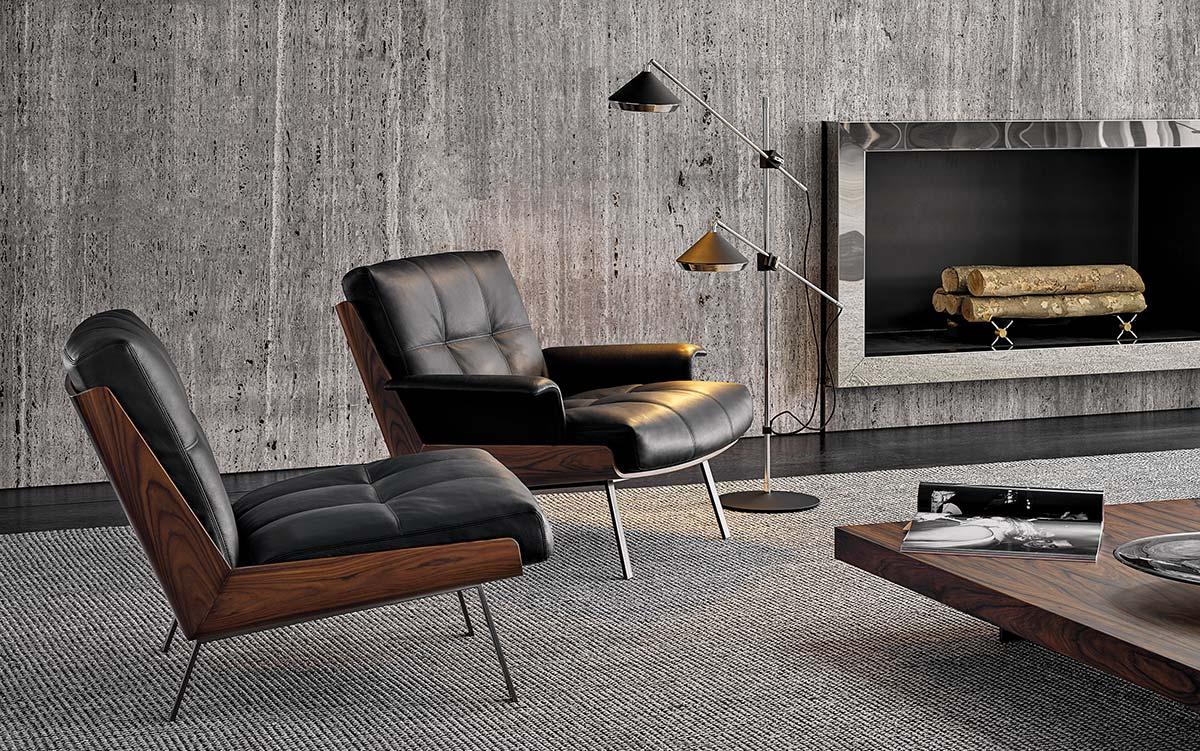 Daiki by Minotti, Design Marcio Kogan
