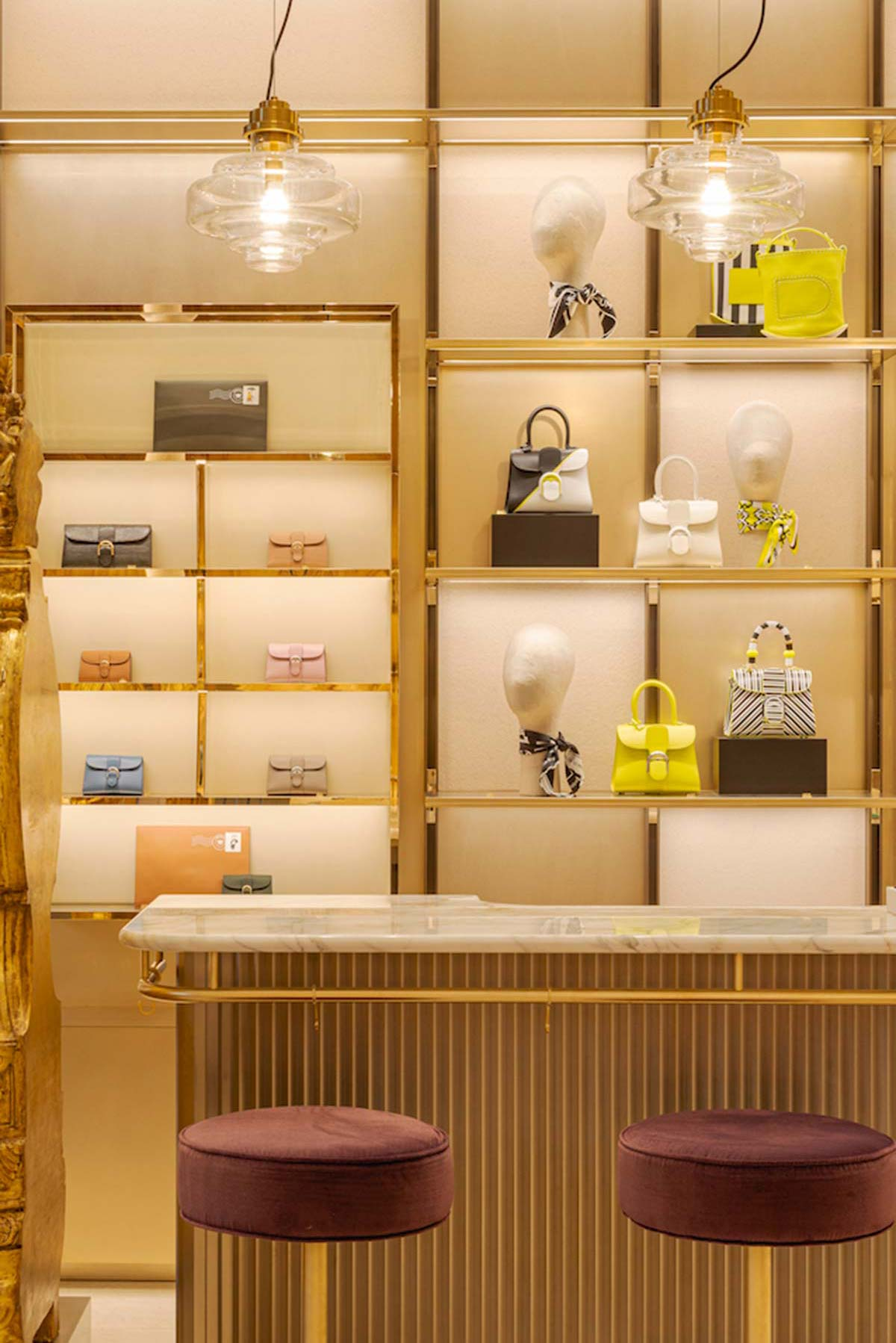 Delvaux, Paris - Photo © Antoine Huot