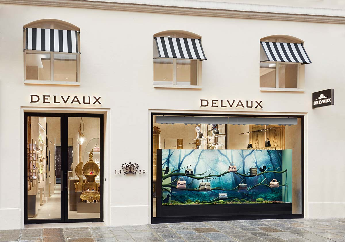 Delvaux, Paris - Photo © courtesy by Delvaux