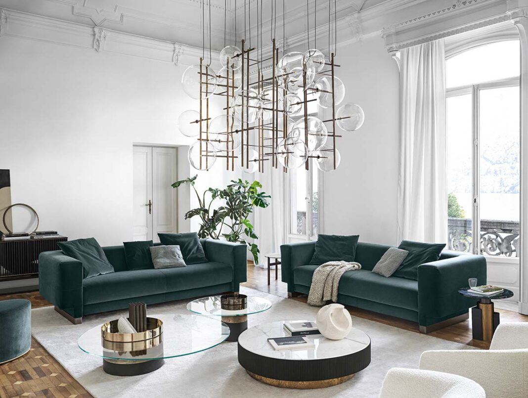 Elissa by Gallotti&Radice, Design Dainelli Studio