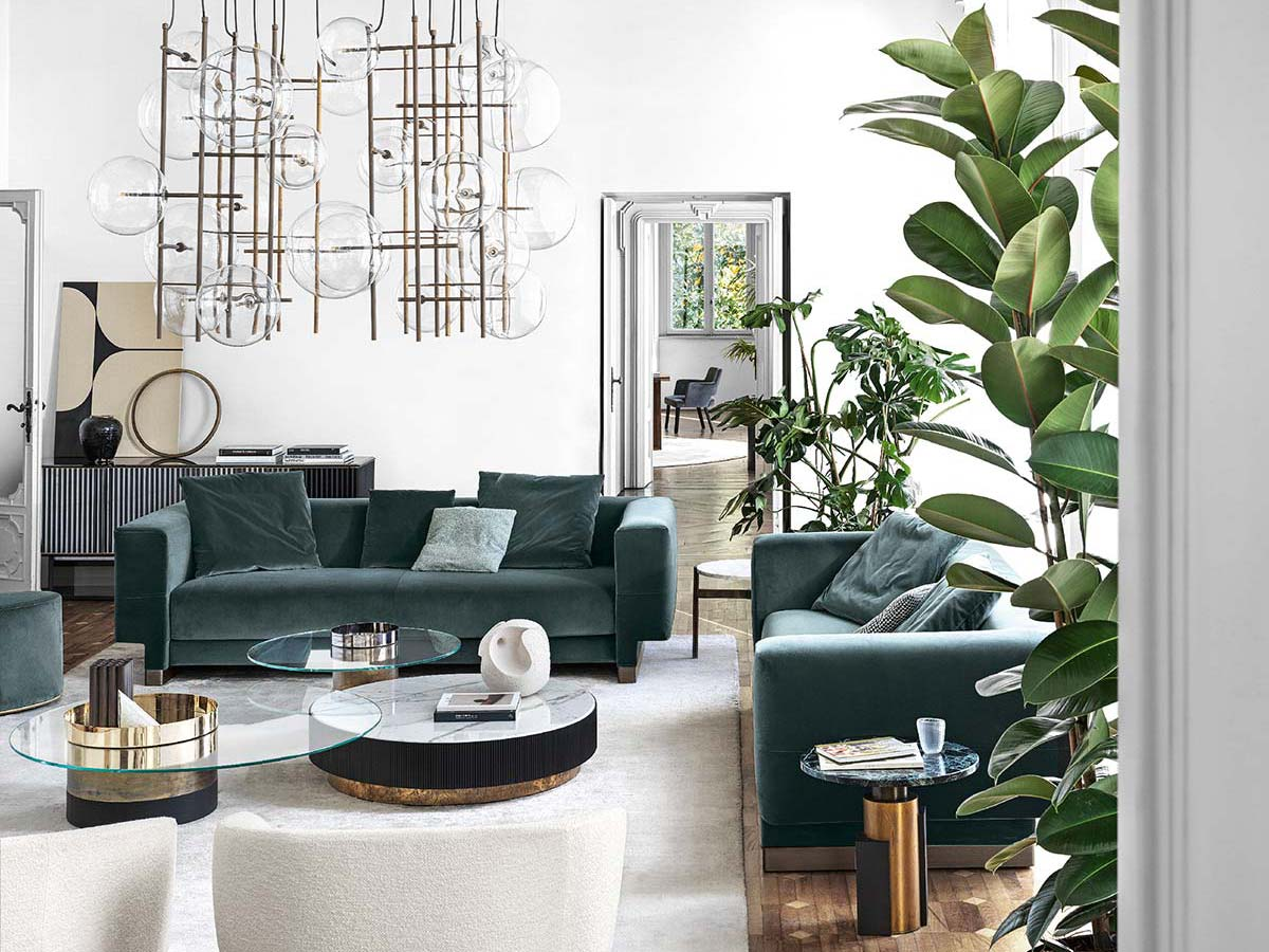 Elissa by Gallotti&Radice, Design Dainelli Studio
