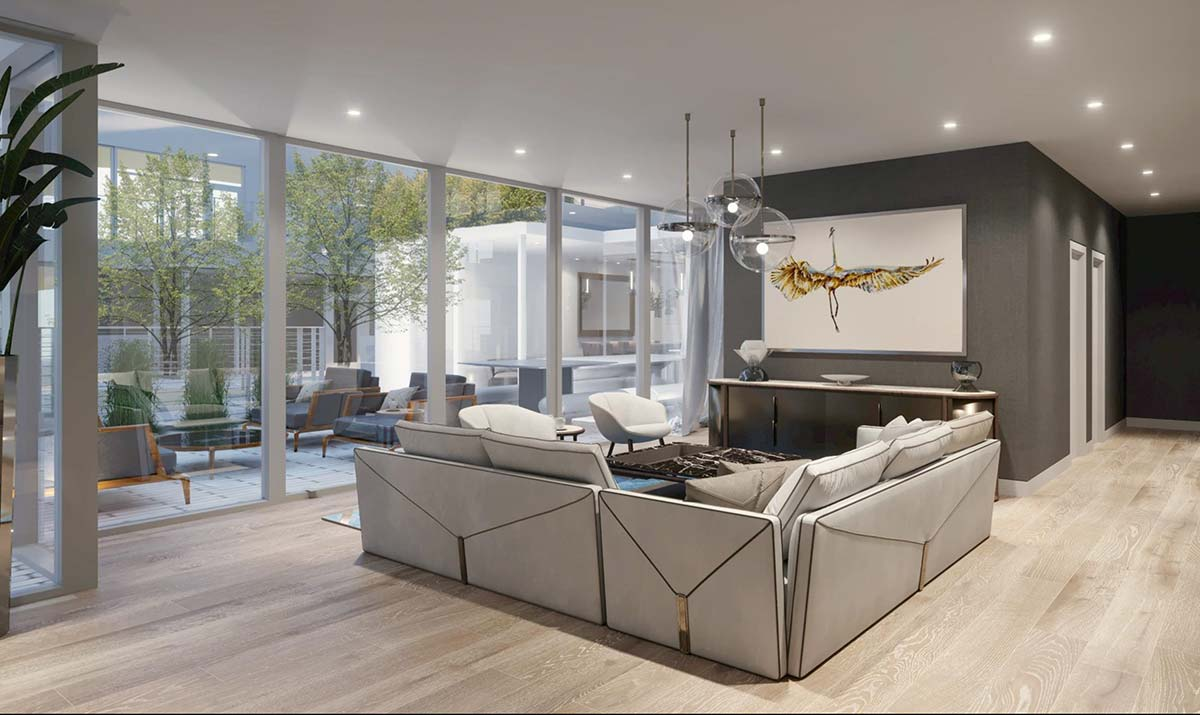 Garden Flat Collection One & Two by Visionnaire