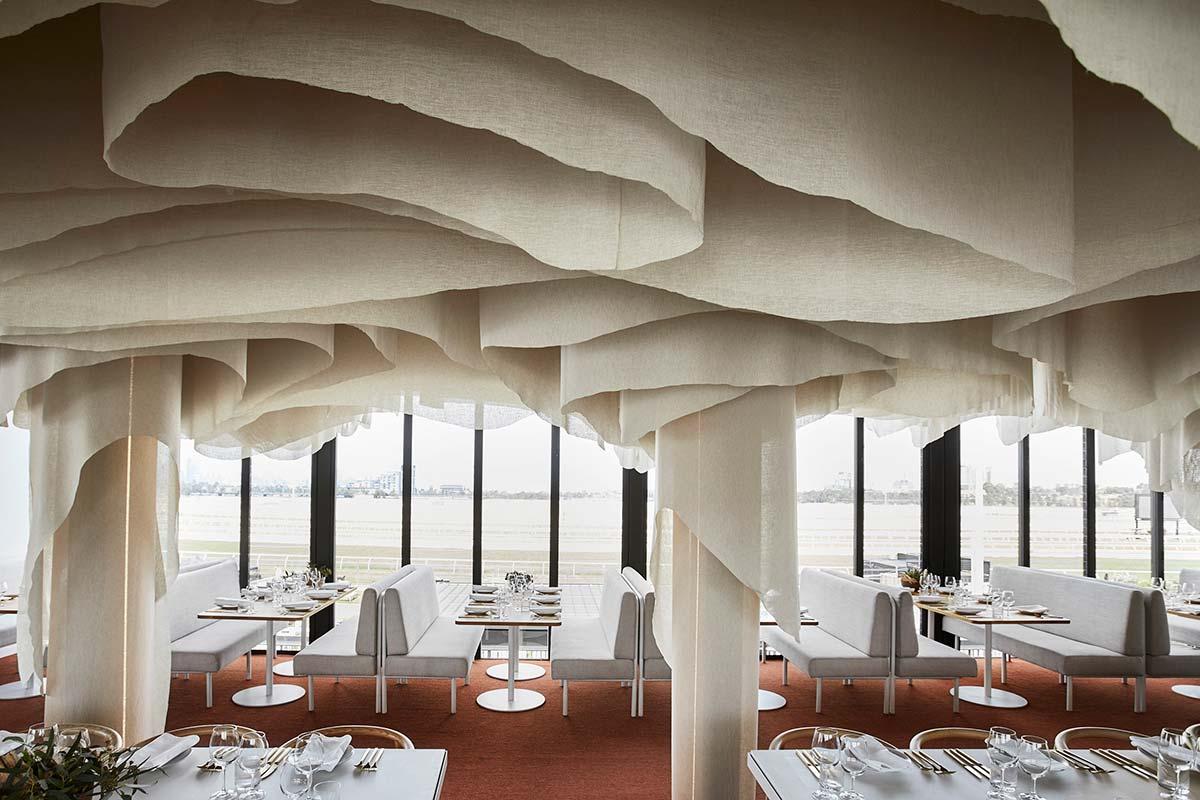 Koichi Takada Architects - Paperbark Lexus Design Pavilion
