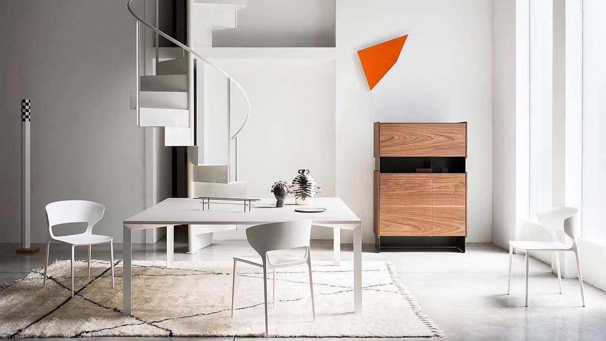 L45 by Desalto, Design Guglielmo Poletti