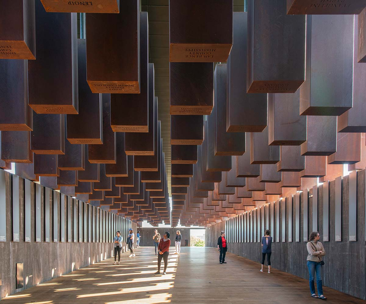 MASS Design Group - National Memorial for Peace and Justice