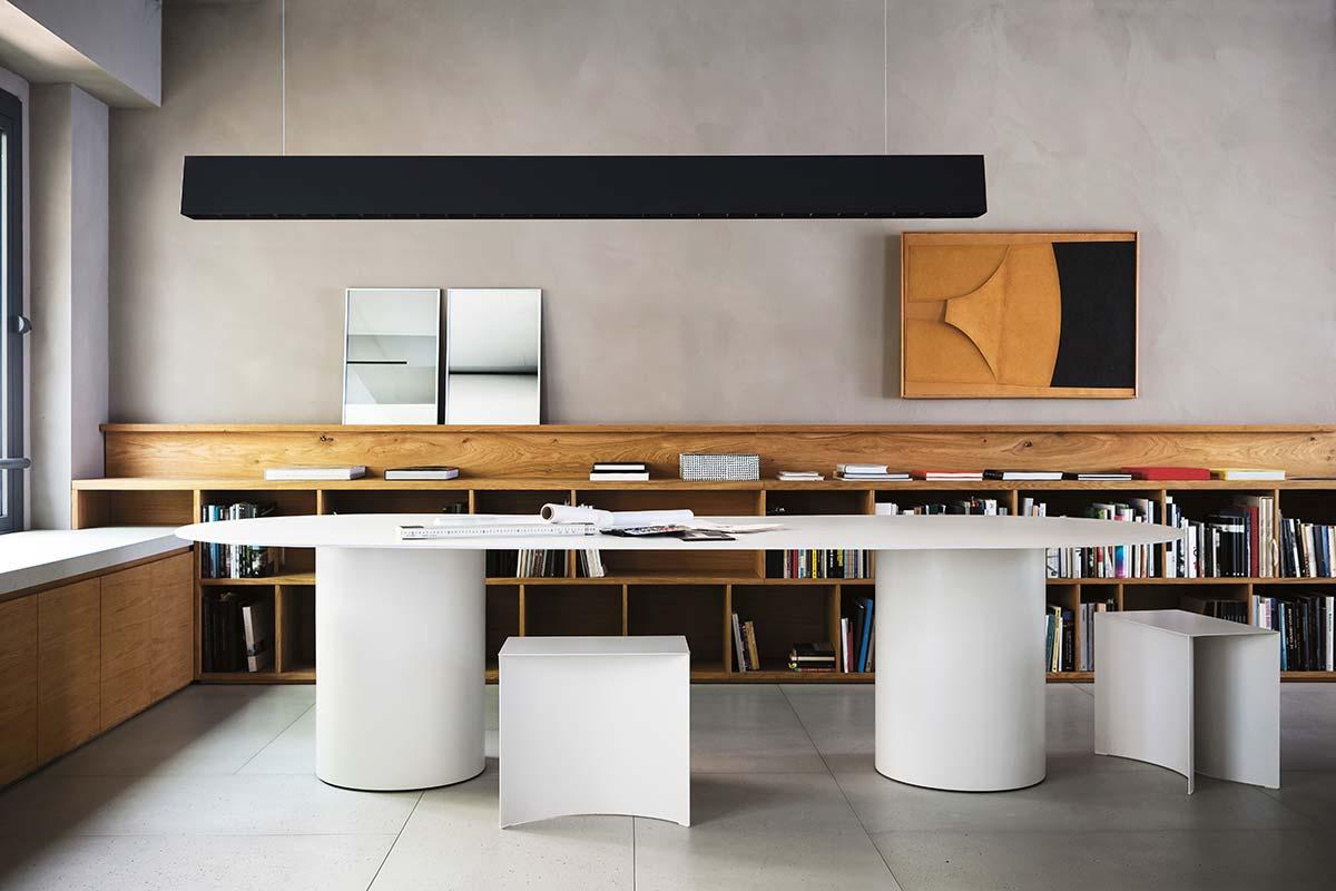 MM8 by Desalto, Design Guglielmo Poletti - Photo © Andrea Ferrari