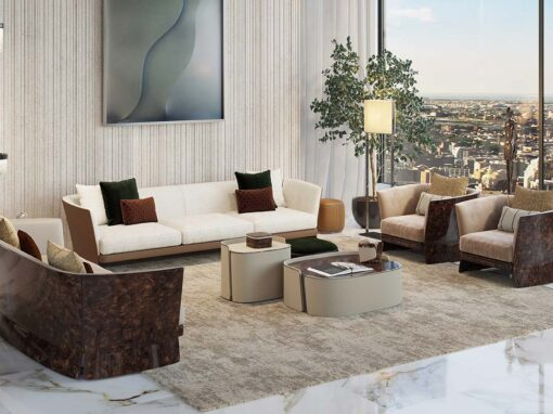 Newent by Bentley Home, Design Carlo Colombo