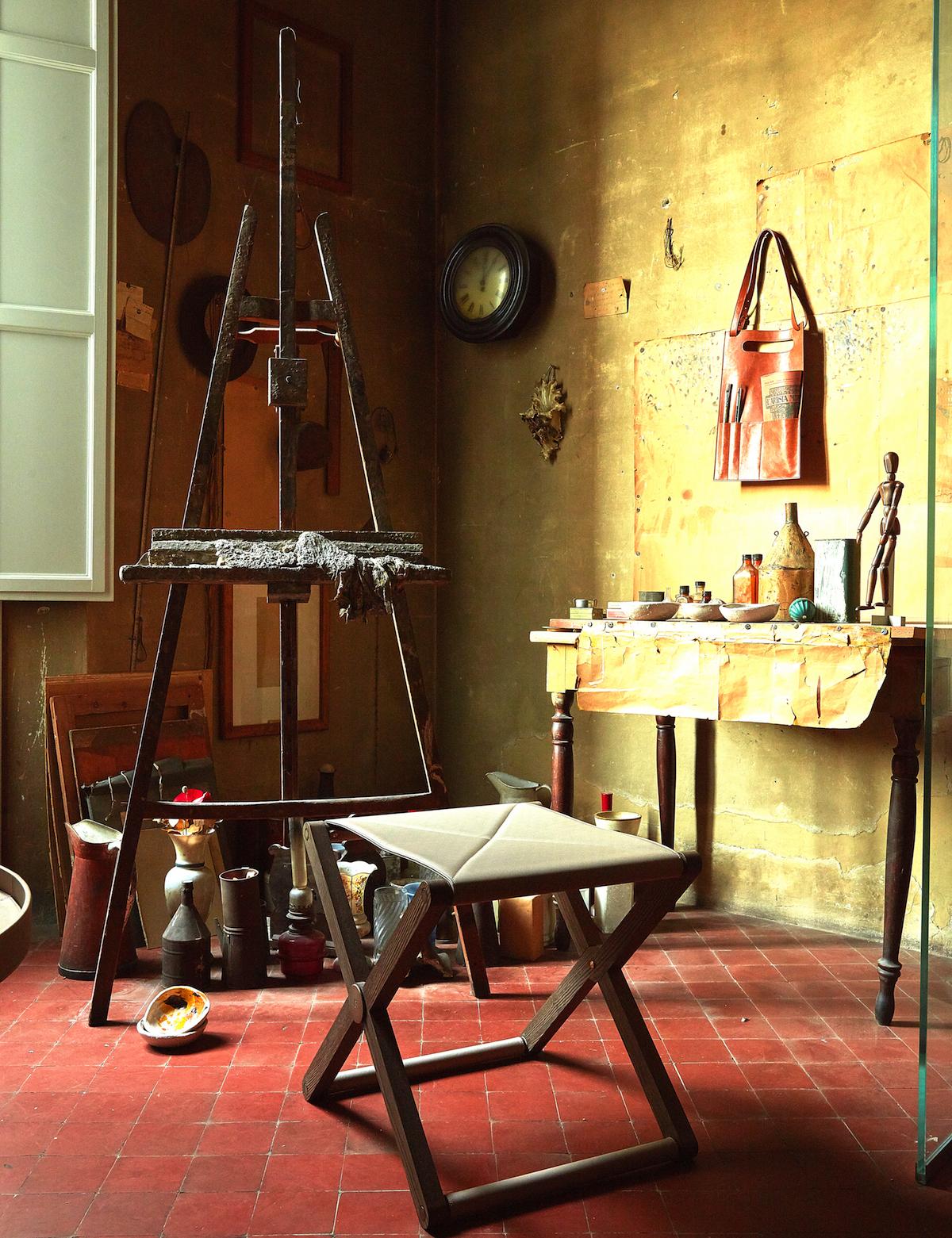 Oggetti d'autore: Omaggio a Morandi fotografati a Casa Morandi