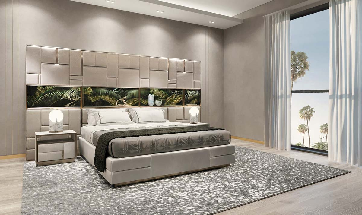 Row House Collection by Visionnaire