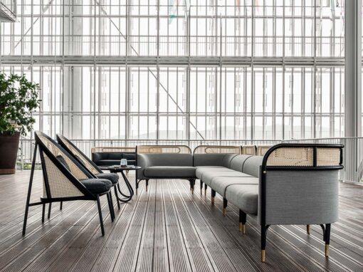 Targa Modular Sofa by Wiener GTVDesign, Design GamFratesi