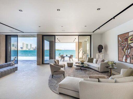 941 North Venetian Drive, Miami Beach