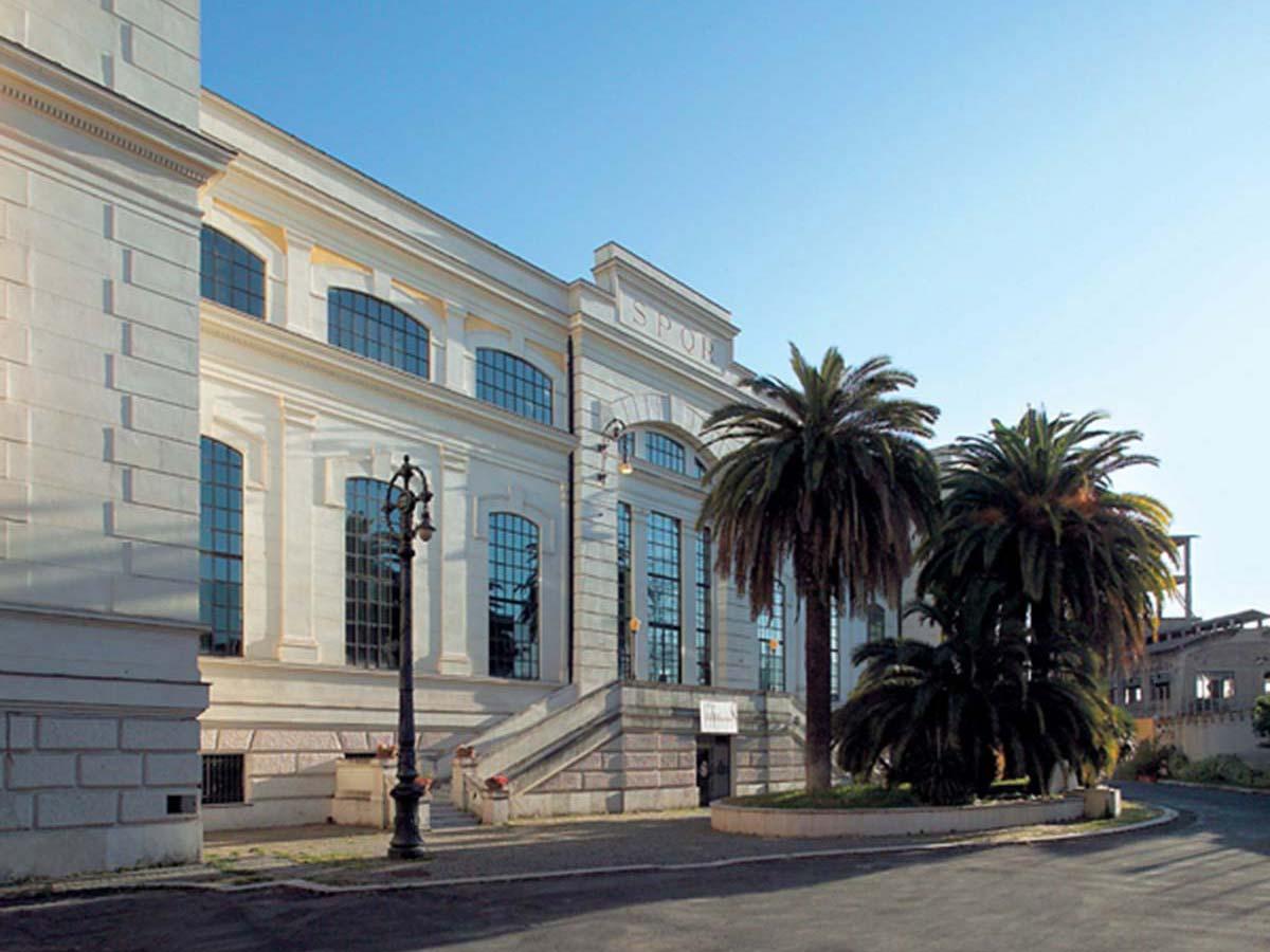 Centrale Montemartini, Rome