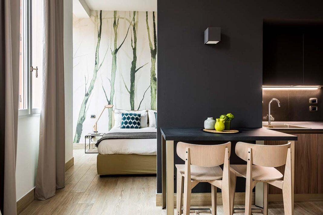 Design Club Branded Apartments, Bologna