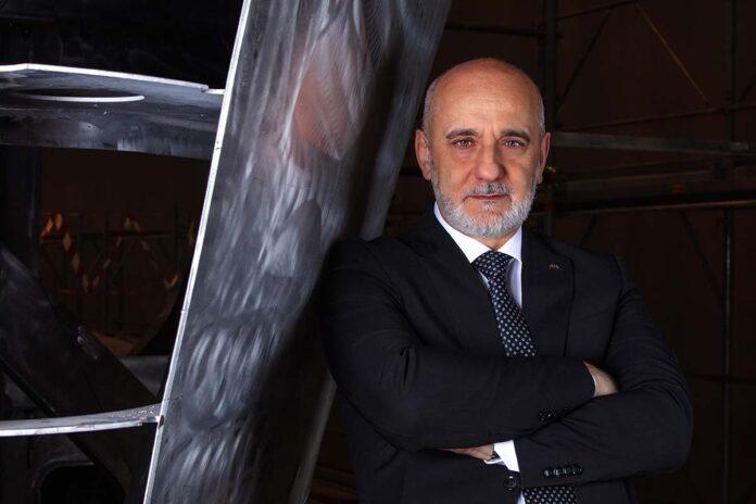 Diego Michele Deprati, CEO of Baglietto