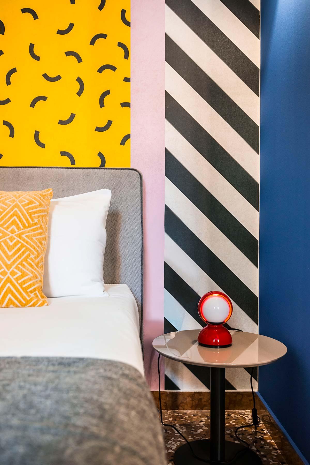 Eighties&Bolidism, Design Club Branded Apartments, Bologna