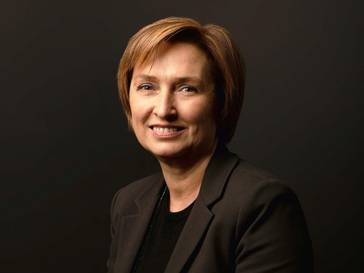 Fabiana Scavolini, CEO Scavolini - Photo © Livio Fantozzi