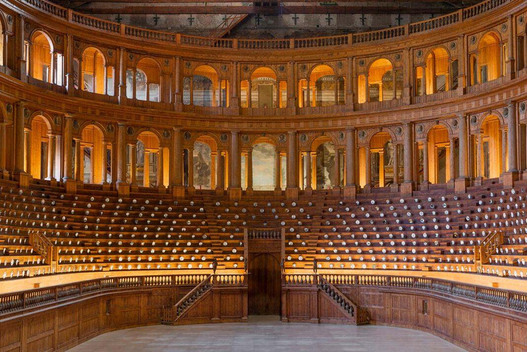 Fornasetti Theatrum Mundi, Complesso Monumentale della Pilotta, Parma - Photo © Cosimo Filippini