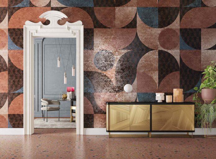 Goldenwall by Inkiostro Bianco