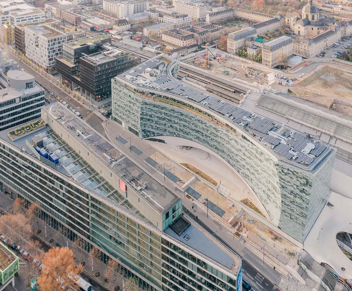 Groupe Le Monde, Paris